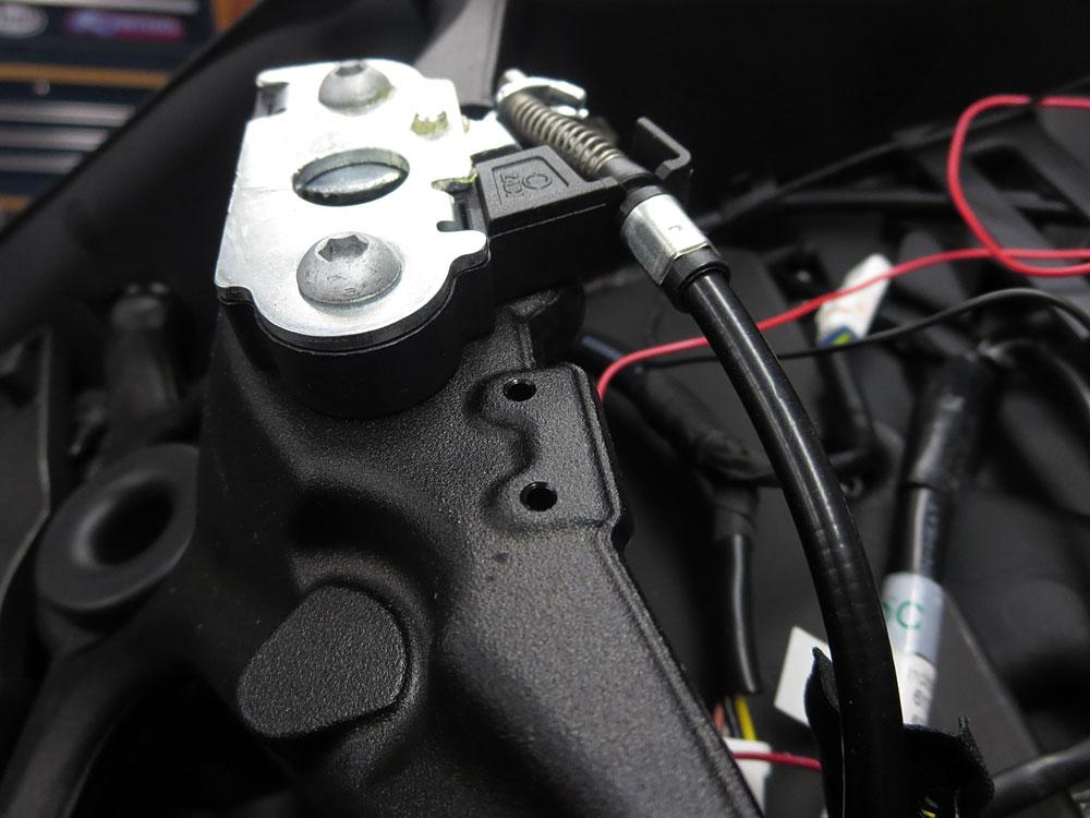 Ktm Plug And Play Alarm