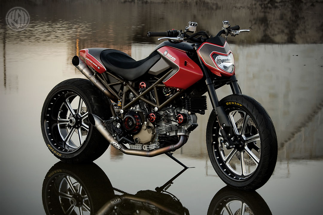 Ducati Monster Sr Cafe Racer