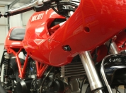 Ducati 1000s Paul Smart Motogadget LED Blinker m-Blaze Pin10