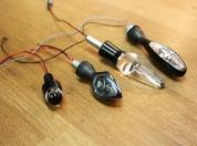 Ducati Motogadget LED flasher m-Blaze Pin 22