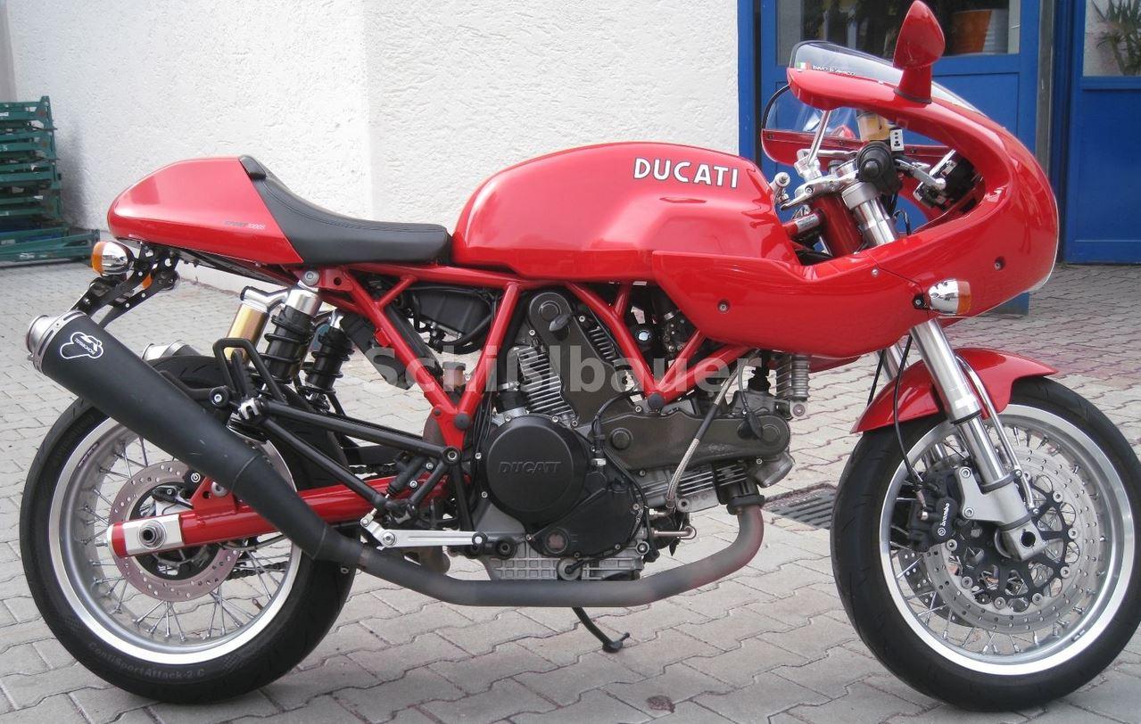 Ducati Sport Gt