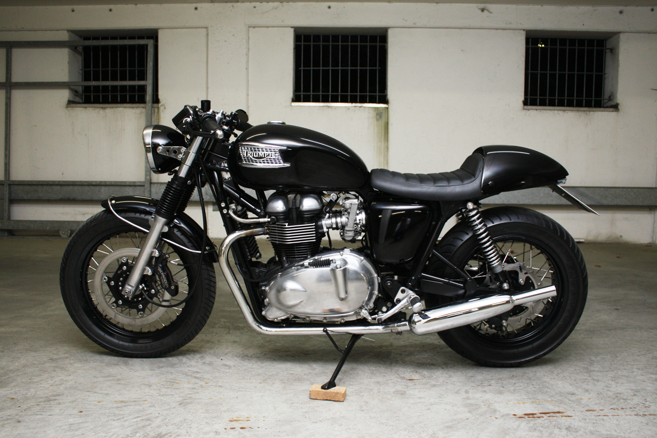 Bmw Cafe Racer Project