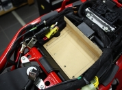 Ducati 1000 s gt classic Batterie Lithium umbau memory Carbon 007