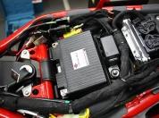 Ducati 1000 s gt classic Batterie Lithium umbau memory Carbon 014