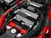 Ducati 1000 s gt classic Batterie Lithium umbau memory Carbon 020