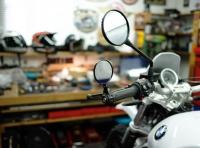 BMW urban GS Scrambler Racer ninet Motogadget spiegel 09