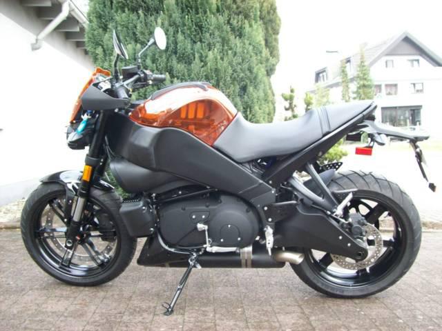 Buell Xb12sx Umbau V1 Triumphbikes De Bmw Ducati