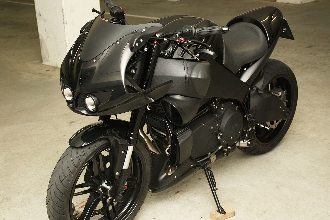 Buell Xb12sx Zur Firebolt Umbau V5 Triumphbikes De Bmw