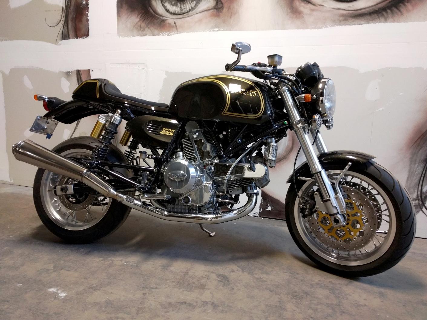 Ducati  Gt Parts