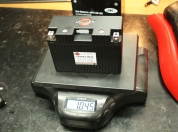 Ducati 1000 Lithium Iron LiFePo4 Batterie Battery Regler Lima 57
