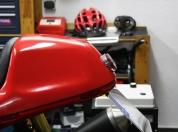 Ducati 1000 Heckumbau 25