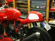 Ducati 1000 Heckumbau 54