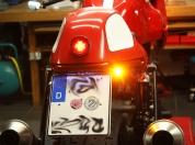 Ducati 1000 Heckumbau 55