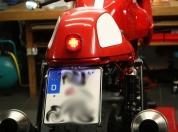 Ducati 1000 Heckumbau 56