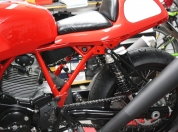 Ducati Sport 1000 classic Wilbers Stossdaempfer Federbein 023