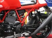 Ducati Sport 1000 classic Wilbers Stossdaempfer Federbein 024