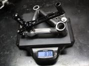 Ducati Sport 1000s Fussrasten 125
