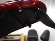 Ducati Sport 1000s umbau Paul Smart GT Heck 57