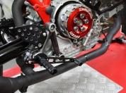 Ducati Sport 1000 1000s Rear Set Fussrasten Anlage 063