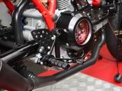 Ducati 1000s Fussrasten ABM 03