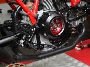 Ducati 1000s Fussrasten ABM 06