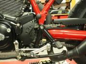 Ducati Sport 1000 1000s Rear Set Fussrasten Anlage 007