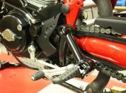Ducati Sport 1000 1000s Rear Set Fussrasten Anlage 008