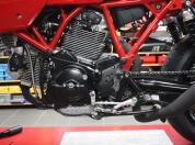 Ducati Sport 1000 1000s Rear Set Fussrasten Anlage 009
