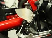 Ducati Sport 1000 1000s Rear Set Fussrasten Anlage 011