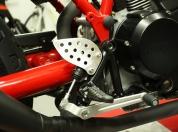 Ducati Sport 1000 1000s Rear Set Fussrasten Anlage 012