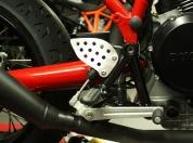 Ducati Sport 1000 1000s Rear Set Fussrasten Anlage 013
