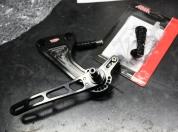 Ducati Sport 1000 1000s Rear Set Fussrasten Anlage 016