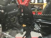 Ducati Sport 1000 1000s Rear Set Fussrasten Anlage 018