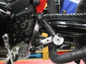 Ducati Sport 1000 1000s Rear Set Fussrasten Anlage 030