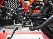 Ducati Sport 1000 1000s Rear Set Fussrasten Anlage 042