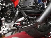 Ducati Sport 1000 1000s Rear Set Fussrasten Anlage 046