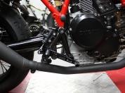Ducati Sport 1000 1000s Rear Set Fussrasten Anlage 047