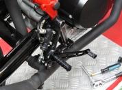 Ducati Sport 1000 1000s Rear Set Fussrasten Anlage 049