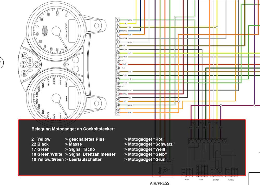 Großartig Harley Lenker Schaltplan Zeitgenössisch - Elektrische ...