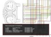 Schaltplan wiring Motogadget Ducati