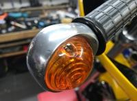 Hella Ochsenaugen Blinker LED Ducati 1