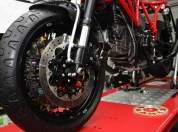Ducati Sport 1000s Paul Smart GT Kineo Felgen wheels 31