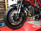 Ducati Sport 1000s Paul Smart GT Kineo Felgen wheels 33
