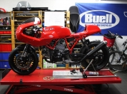 Ducati Sport 1000s Paul Smart GT Kineo Felgen wheels 38