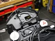 KTM 1290 Tacho Cockpit Tachohalter 01