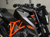 ktm 1290 Superduke SD 690 umbau headlight scheinwerfer07