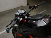 ktm 1290 Superduke SD 690 umbau headlight scheinwerfer10