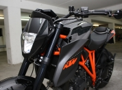 ktm 1290 Superduke SD 690 umbau headlight scheinwerfer11