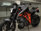 ktm 1290 Superduke SD 690 umbau headlight scheinwerfer13