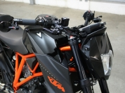 ktm 1290 Superduke SD 690 umbau headlight scheinwerfer14